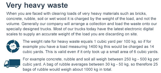 Amazing Waste Clearance Prices across SW17